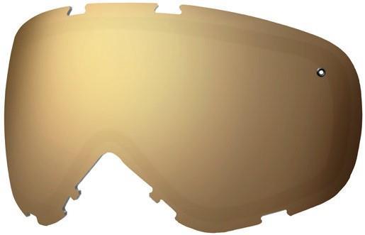 Smith Cadence Ski/Snowboard Goggles Spare Lens Gold Sol-X