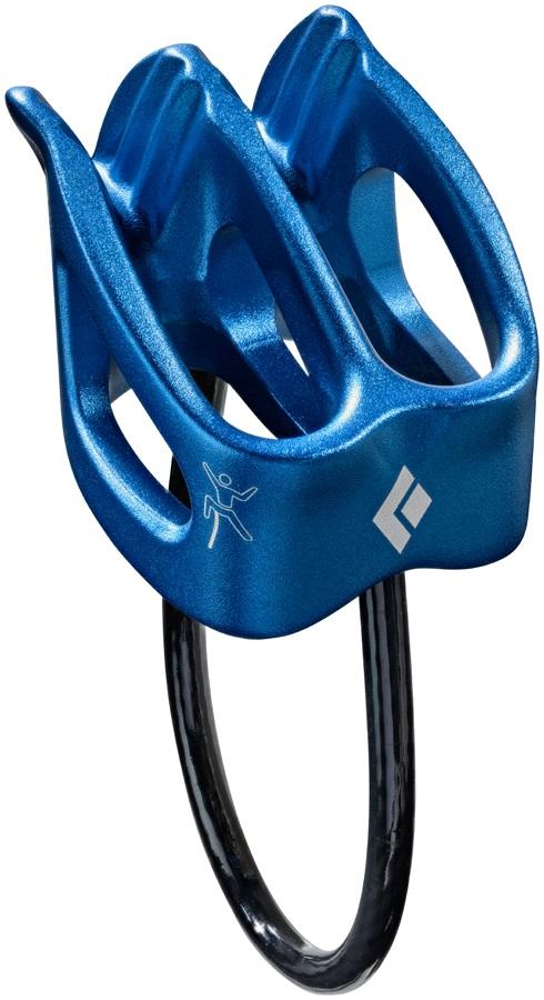 Black Diamond ATC-XP Rock Climbing Belay Device, Blue