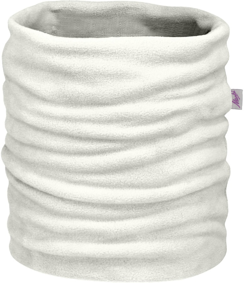 Manbi Chube 2 Microfleece Neck Tube, White