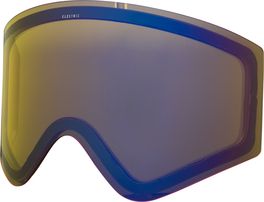 Electric EGX Snowboard/Ski Goggle Spare Lens Yellow/Blue Chrome