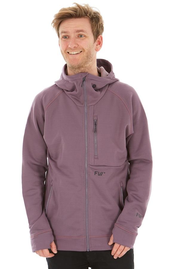 FW Manifest Powerstretch Pro Polartec Midlayer Hoodie, L Purple
