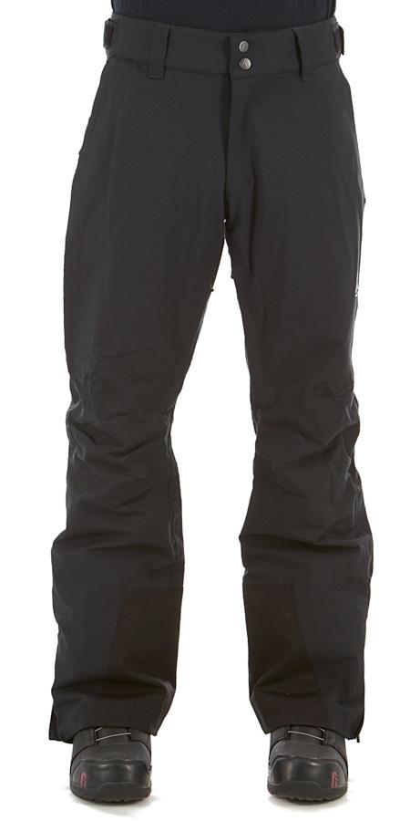 Wearcolour Vert Snowboard/Ski Pants, S Black
