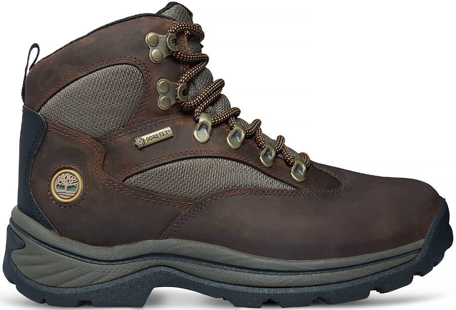 Planeta Gato de salto mi  Timberland Chocorua Trail Mid GTX Women's Hiking Boots, UK 6 Brown