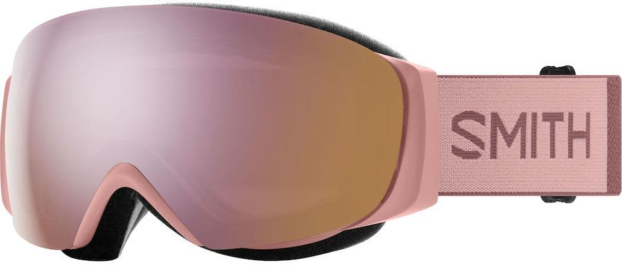 Smith Womens I/O Mag S Rock Salt, Cp Everday R.Gld Snowboard/Ski Goggles, S/M