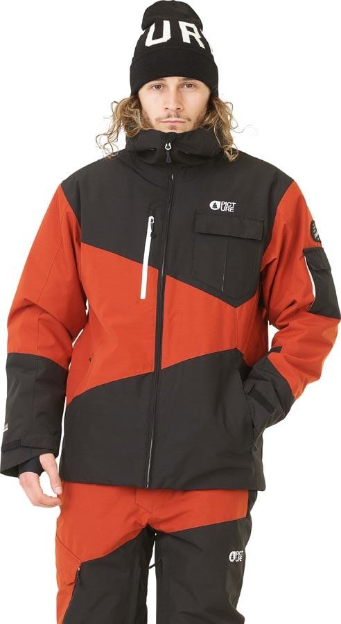Picture Styler Ski/Snowboard Jacket, S Brick