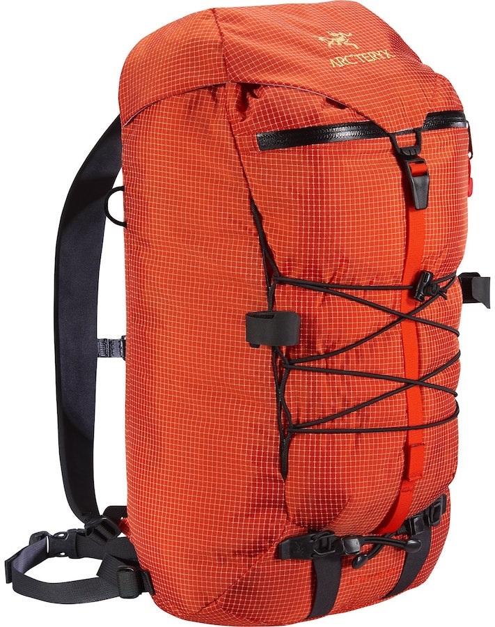 Arcteryx Adult Unisex Alpha Ar 20 Alpine/Climbing Backpack, 20l Dynasty