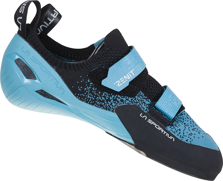 La Sportiva Adult Unisex Zenit Lv Rock Climbing Shoe, Uk 2.5 | Eu 35 Blue/Black