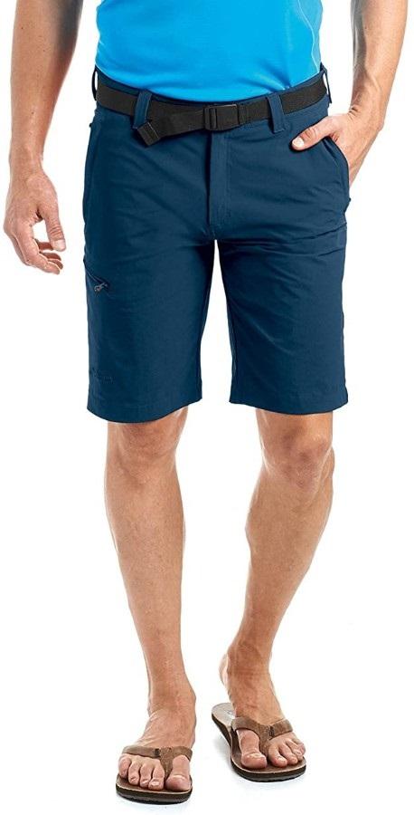 Maier Sports Nil Bermuda Stretch Hiking & Outdoor Shorts, XS Aviator