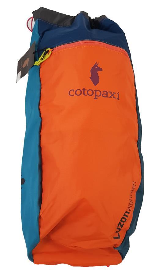 Cotopaxi Luzon 18L Backpack, 18L Del Dia 55