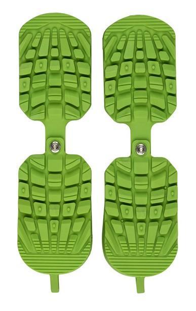 Sidas Ski Boot Traction Walking System Pair, Green