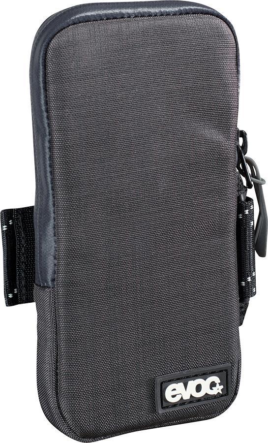 Evoc Padded Protective Case Mobile Phone Holder, L Hthr Carbon Grey
