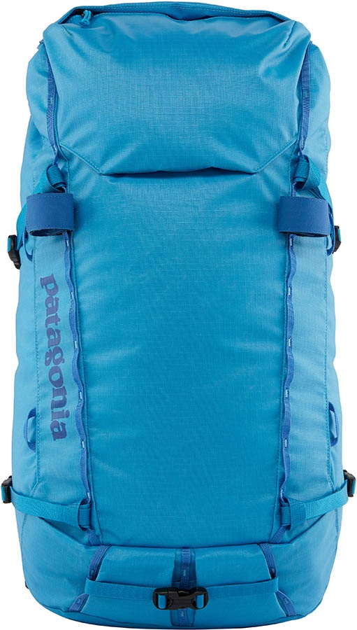Patagonia Ascensionist Alpine Climbing Backpack, 35L L Joya Blue