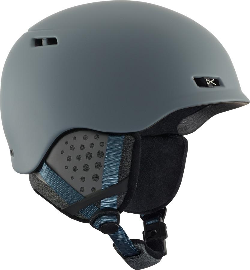 Anon Rodan Ski/Snowboard Helmet, S Grey