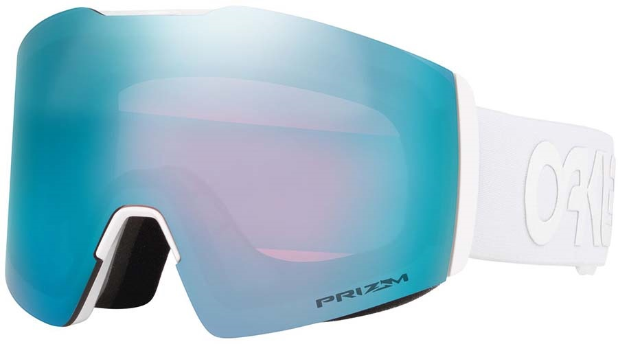 Oakley Fall Line XL Snowboard/Ski Goggles, L FP Whiteout