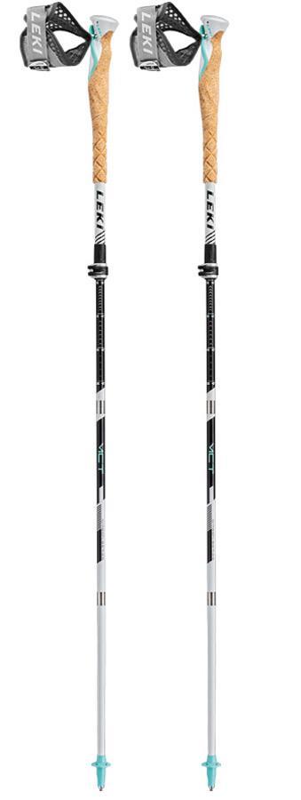 Leki MCT 12 Vario Lady Women's Ultralight Carbon Trekking Poles
