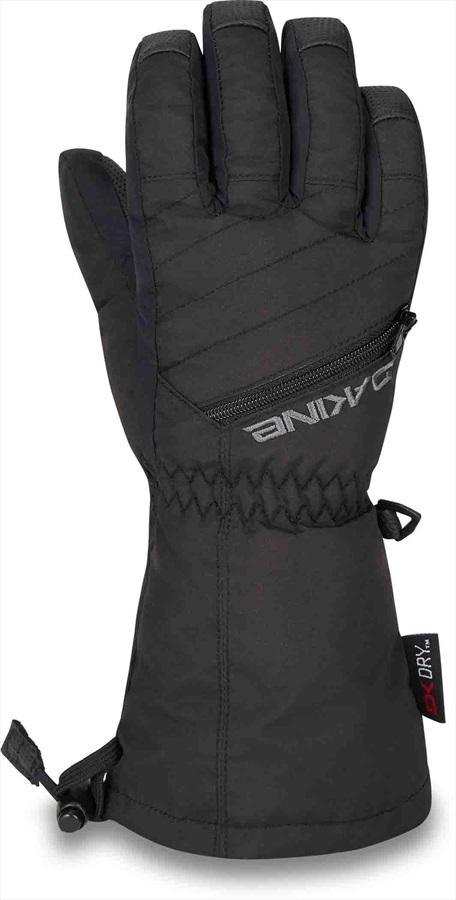 Dakine Tracker Kid's Snowboard/Ski Gloves, K/XL Black