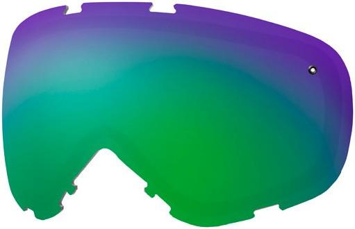 Smith Cadence Ski/Snowboard Goggles Spare Lens One Size Green Sol-X