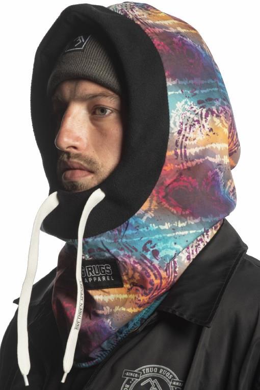 Brethren Apparel Thug Rug Ski/Snowboard Face Hood Explore More 2
