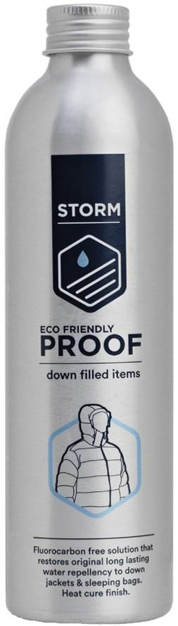 Storm Care Down Proofer Down Clothing Waterproofer, 225ml Silver