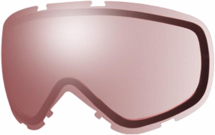Smith Heiress Snowboard/Ski Goggle Spare Lens Polarized Rose