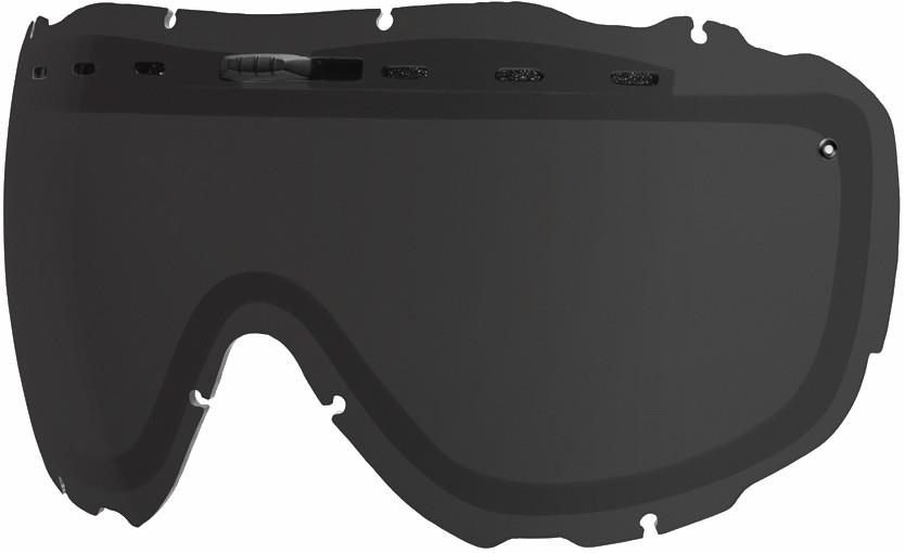 Smith Prophecy Snowboard/Ski Goggle Spare Lens One Size Blackout