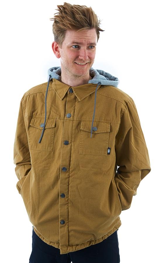 Saga Workwear Ski/Snowboard Insulated Jacket XL Tobacco