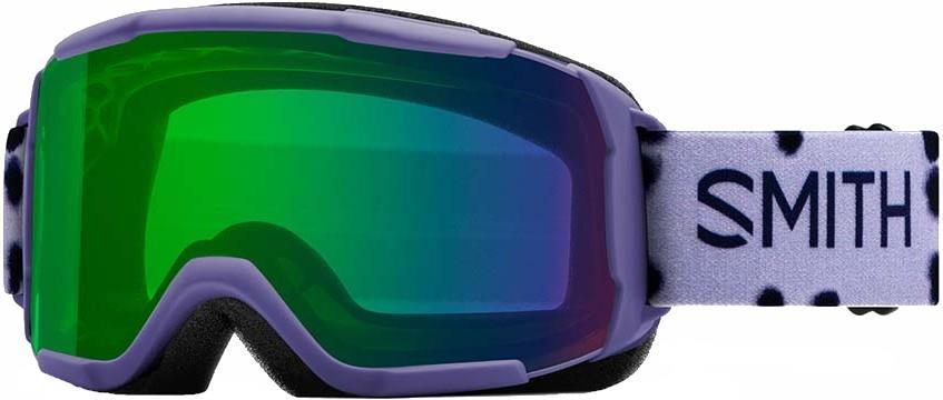 Smith Showcase OTG CP ED Green Women's Snow/Ski Goggles, S Dusty Lilac