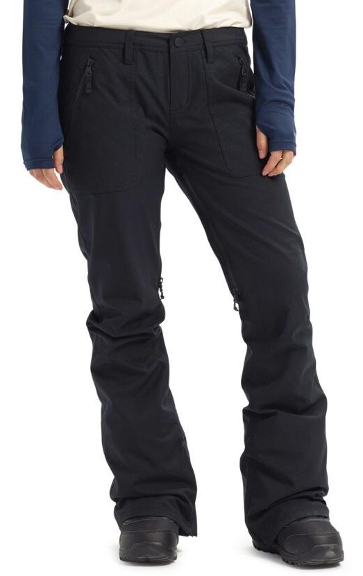 Burton Vida Women's Ski/Snowboard Pants, M True Black 2020