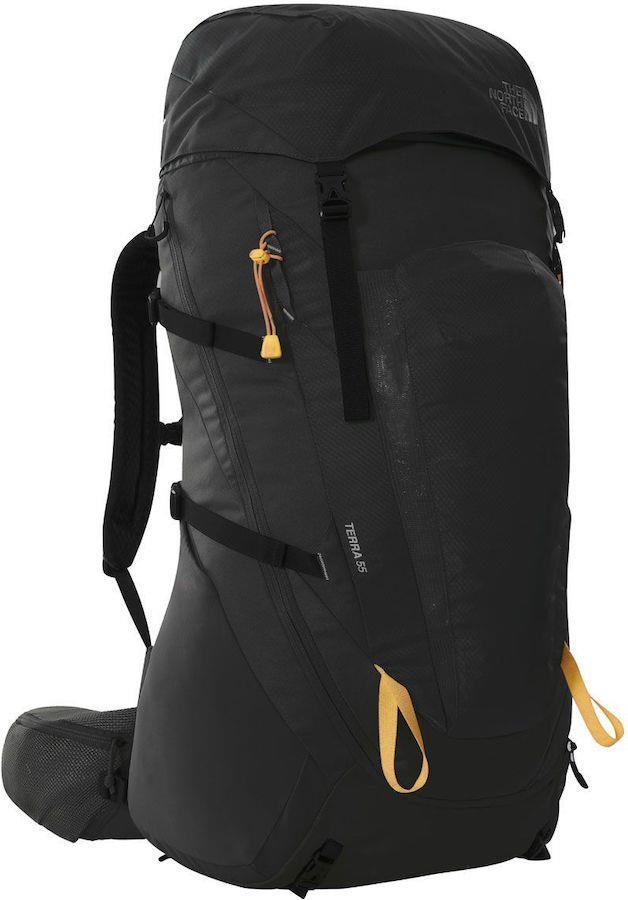The North Face Terra 55 Hiking/Trekking Backpack, L/XL TNF Black