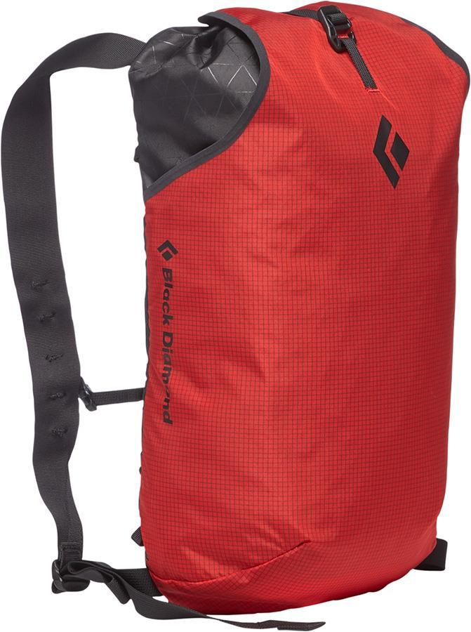 Black Diamond Trail Blitz 12 Climbing Gear Backpack, 12L Hyper Red