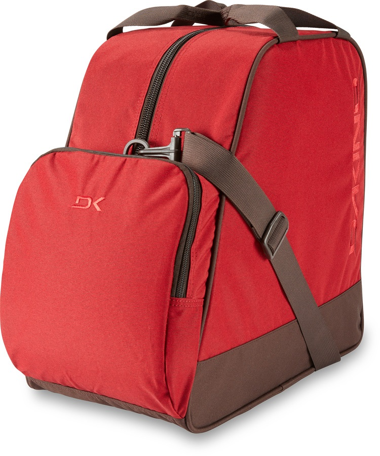 Dakine Boot Travel Snowboard/Ski Gear Duffel Bag, 30L Deep Red