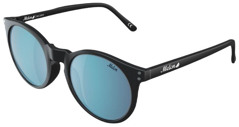 Melon Echo Ice Chrome Polarized Sunglasses, M Opal