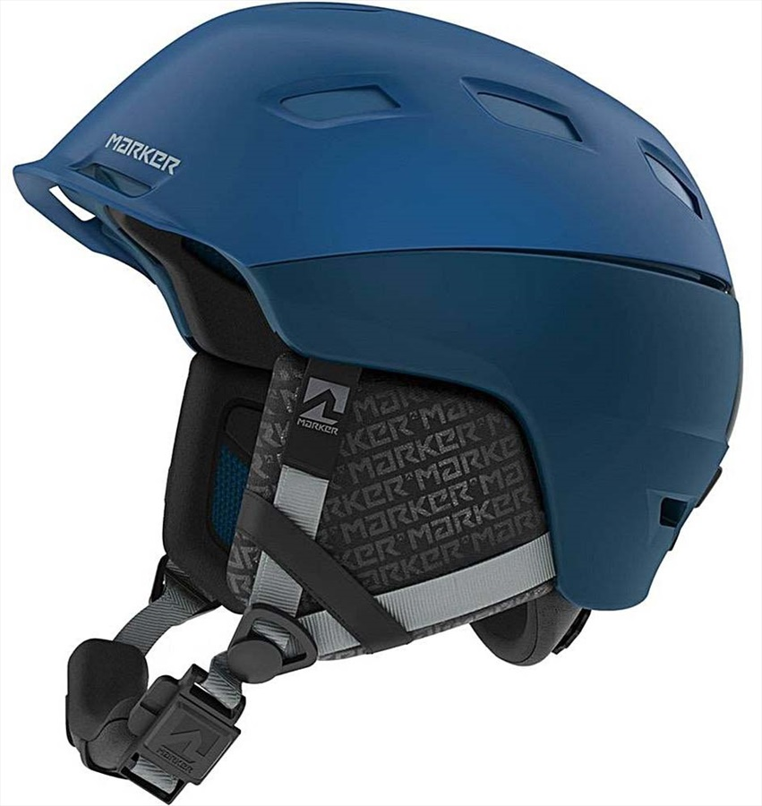 Marker Ampire Ski/Snowboard Helmet, S Blue