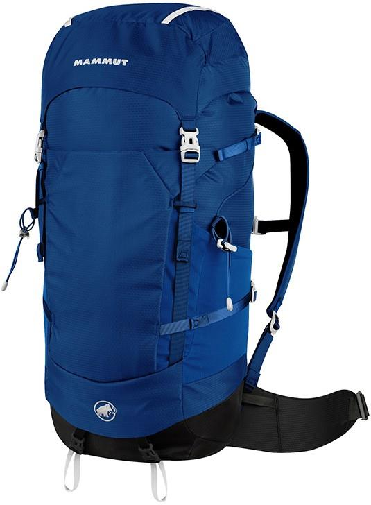 Mammut Lithium Crest, Alpine and Climbing Backpack, 40+7L Surf-Black