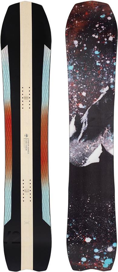Arbor Annex Positive Camber Snowboard, 156cm 2022