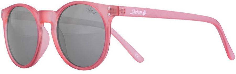 Melon Echo Silver Chrome Polarized Sunglasses, Blossom