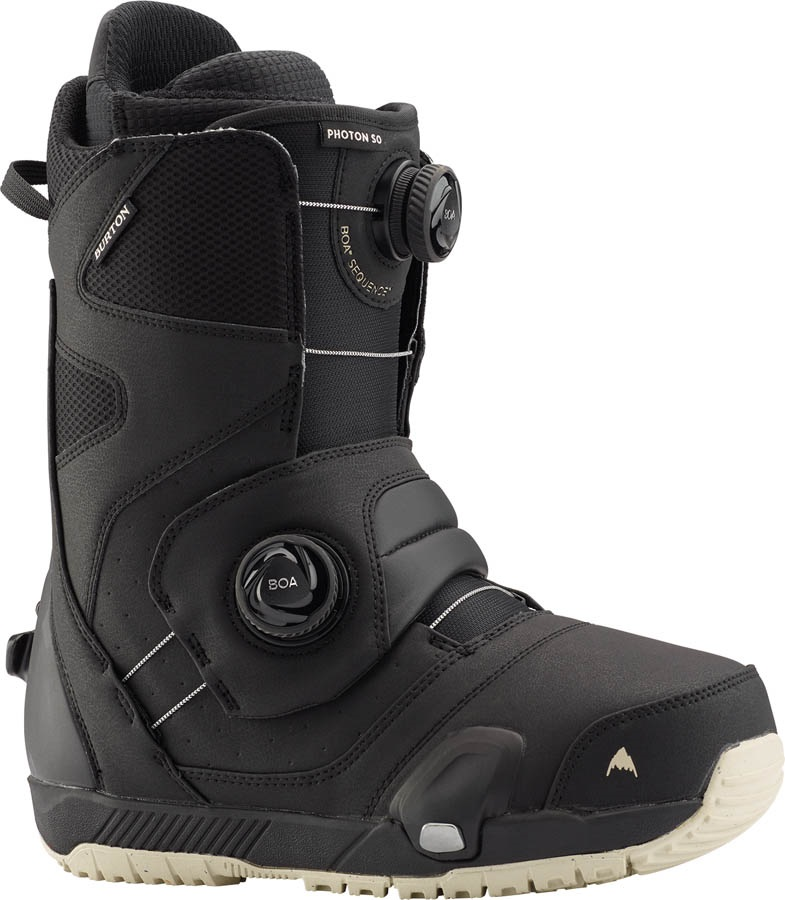 Burton Photon Step On Snowboard Boots, UK 8 Black 2021