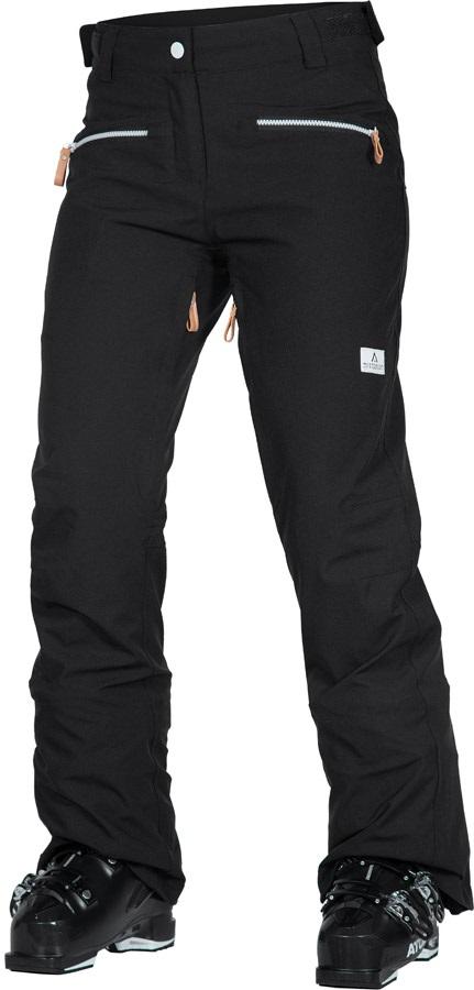 Wearcolour Cork Women's Ski/Snowboard Pants, L Black