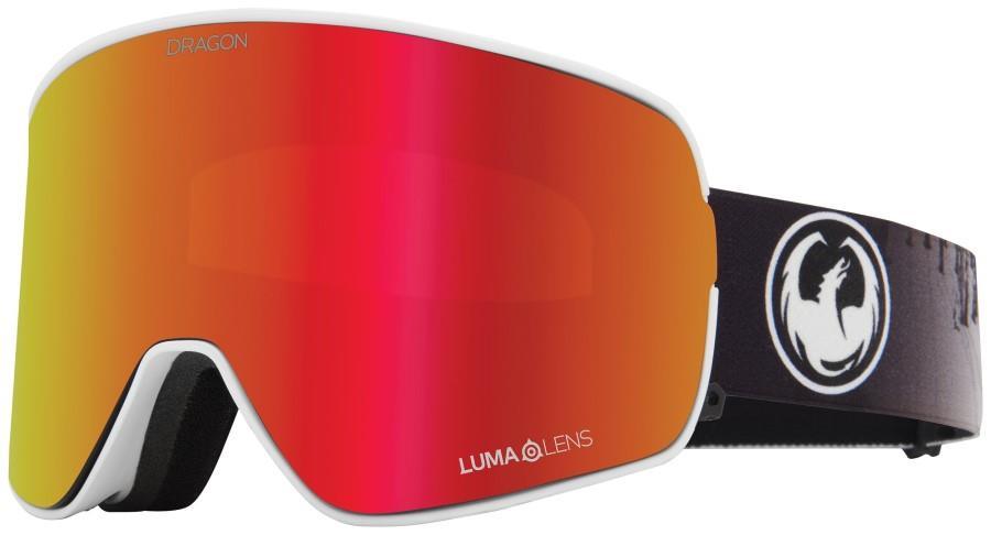 Dragon NFX2 Snowboard/Ski Goggles, M The Calm