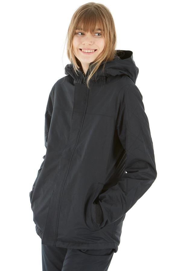 Volcom Bolt Insulated Women's Ski & Snowboard Jacket XS Black