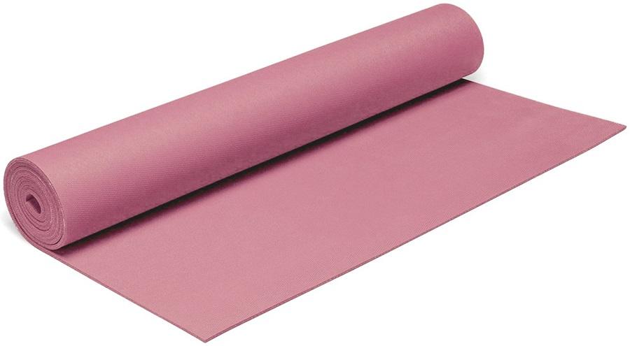 Myga Back To Basics Entry Level Yoga Mat, 4mm Dusty Pink