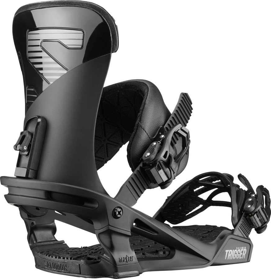 Salomon Trigger Snowboard Binding, M Black 2020