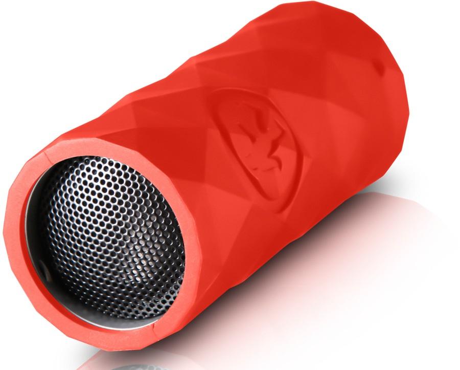 Outdoor Tech Buckshot Portable Speaker, Red