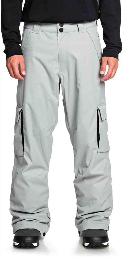 DC Banshee Ski/Snowboard Pants, S Neutral Grey 2020
