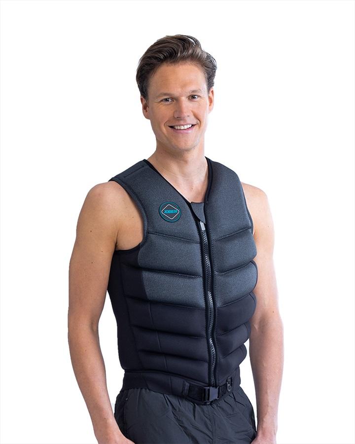Jobe Fragment Impact Buoyancy Vest, 3XL+ Grey 2021