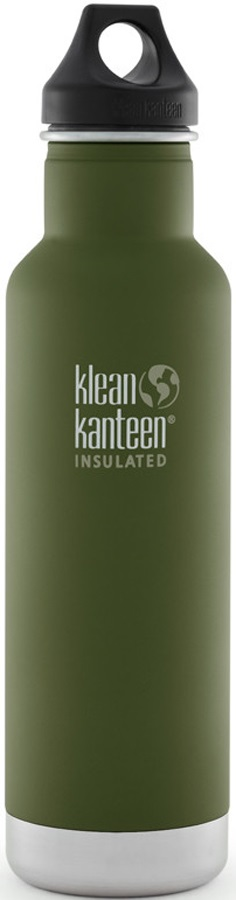 Klean Kanteen Insulated Classic Water Bottle 592ml Fresh Pine