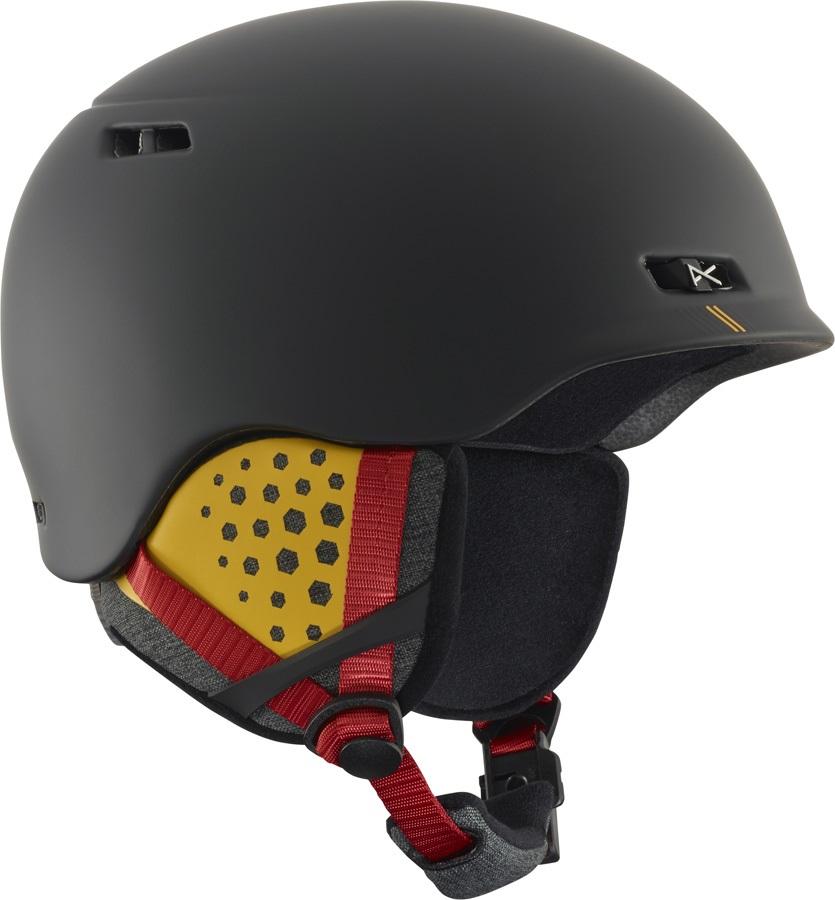 Anon Rodan Ski/Snowboard Helmet, S Rip City Black
