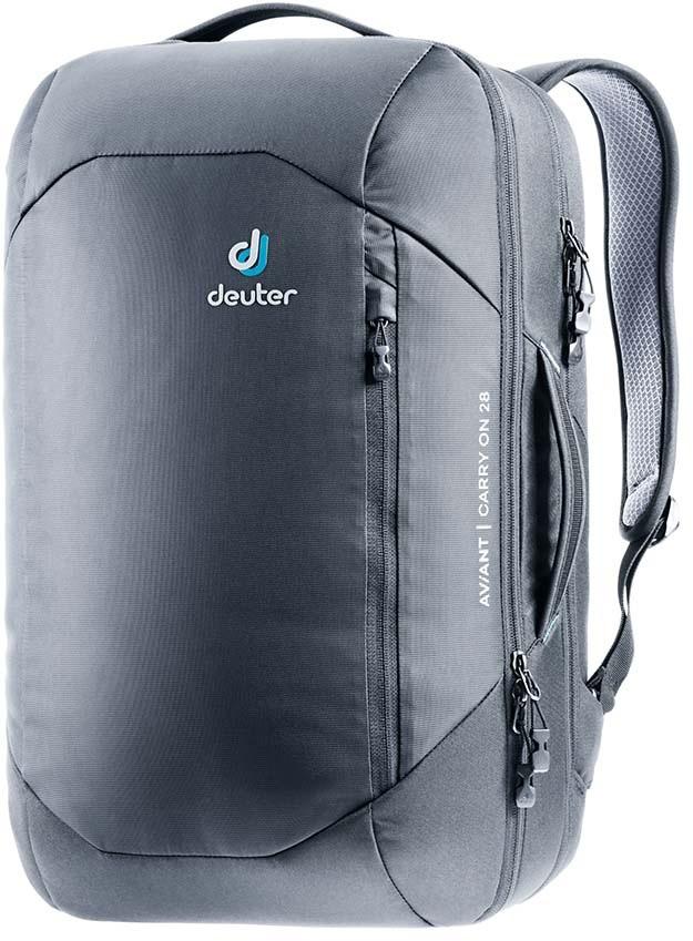 Deuter Aviant Carry On 28 Travel Backpack, 28L Black