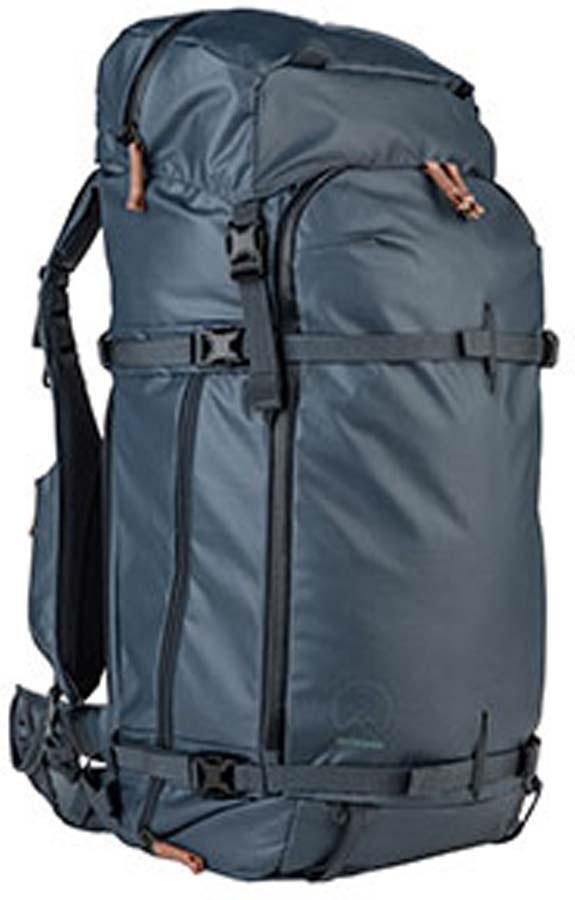 Shimoda Explore 60 Adventure Camera Backpack, 60L Blue Nights