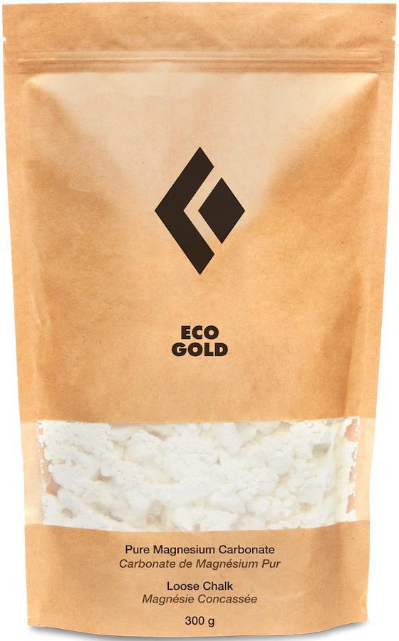 Black Diamond Eco Gold Rock Climbing Chalk, 300g